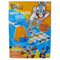 Looney Tunes Badge Maker Refill
