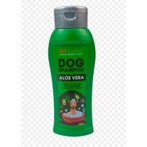Pet Living Dog Shampoo - Aloe Vera - 355ml
