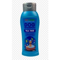 Pet Living Dog Shampoo - Tea Tree - 355ml