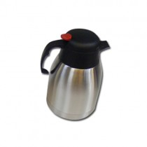 Stainless Steel Insulated Vacuum Tea / Coffee / Flask Pot 1.5 Litre - Designs And Colours May Vary