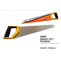 "JAK Heavy Duty 16"" Handsaw with Plastic Comfort Handle - 400mm"