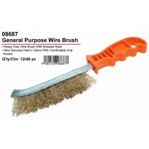 Heavy Duty General Purpose Wire Brush