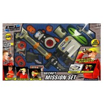 A to Z Spy Squad Secret Mission Large Set - 53 x 32 x6cm