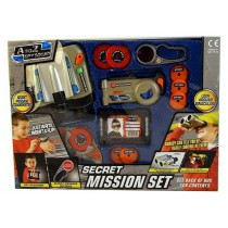 A to Z Spy Squad Secret Mission Medium Set - 38 x 28 x6cm