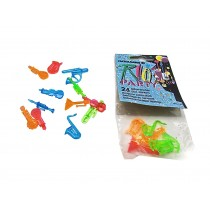 Fackelmann Attractive Party Glass Markers