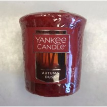 Yankee Candle - Samplers Votive Scented Candle - Autumn Dusk - 50g