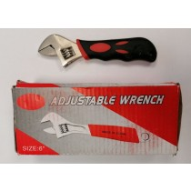 Adjustable Wrench - 6""