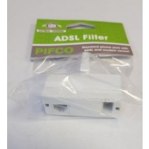 ADSL Filter - Standard Phone Jack With ADSL And Modem Socket