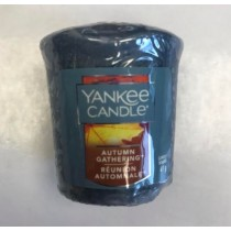 Yankee Candle - Samplers Votive Scented Candle - Autumn Gathering - 50g