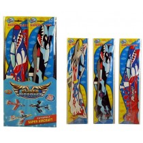 Toy Super Glider Aircraft - Models And Colours May Vary