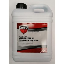 Auto Drive All-Season Anti-Freeze & Summer Coolant - 2L