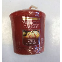 Yankee Candle - Samplers Votive Scented Candle - Apple Pumpkin - 50g
