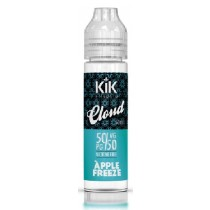 Kik Cloud E Liquid - Apple Freeze - 0Mg - 50Ml