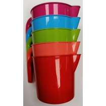 Asude Multi Purpose Plastic Jug - 1.2 Litre - Colours May Vary