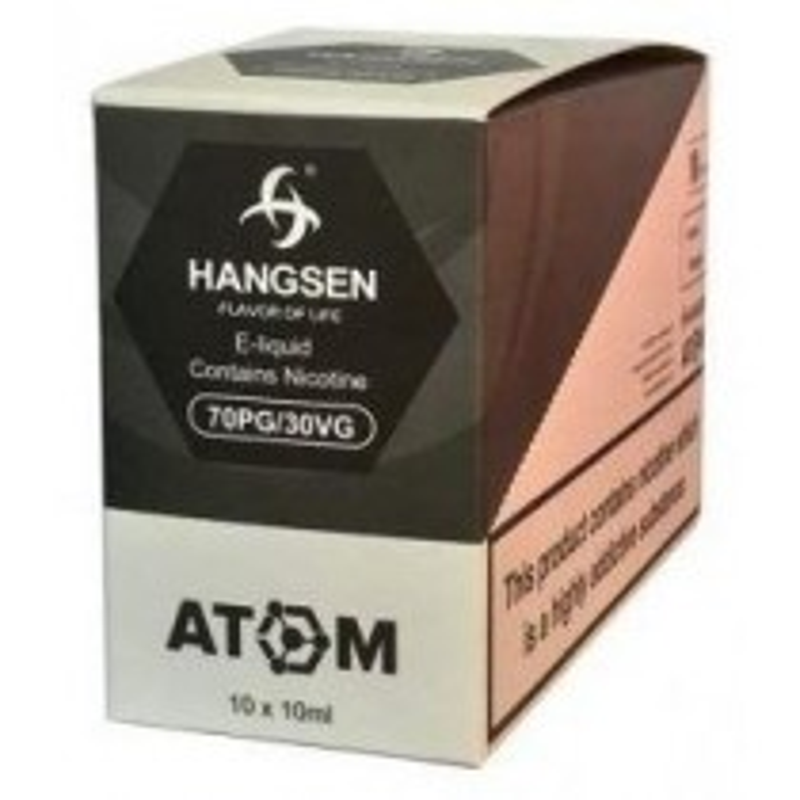 Hangsen  E Liquid - Peppermint - 0Mg - 10Ml