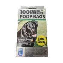 Set of 100 Doggy Bags