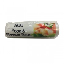 Food & Freezer Bags - Pack Of 500