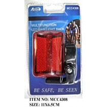Multifunction Led Back Bike Light