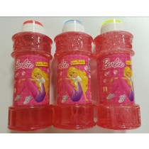 Barbie Glass Bubbles With Ball Game - 300Ml