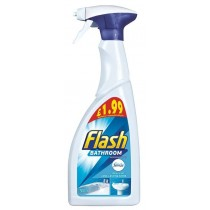 Flash Bathroom Cleaner Spray - Febreze - 500Ml - Price Marked £1.99