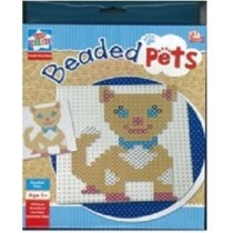 Kids Create Your Own Beaded Pets - 800 Beads