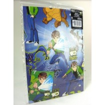 Ben 10 Alien Force Gift Wrapping Papers & Tags - Pack of 2 - 50cm X 69.5cm