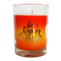 Scented Candle - Be Happy Be Bright - 85g