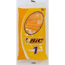 Bic1 Normal Disposable Razors - Pack Of 5