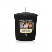 Yankee Candle - Samplers Votive Scented Candle - Black Coconut - 50g