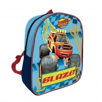 Blaze Monster Machines Backpack - Blue - 28 x 23 x 7cm