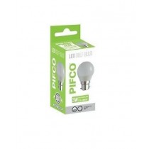 Pifco LED Golf Bulb - E14 Screw Cap - Cool White - 3W - 220 Lumens