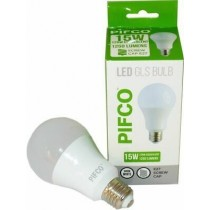 Pifco LED GLS Bulb - E27 Screw Cap - Warm White - 15W - 1250 Lumens