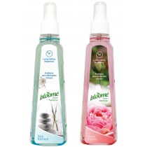 BLOOME AIR AND FABRIC FRESHENER SPRAY - 2 ASSORTED FRAGRANCES - 240ml