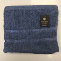 Home & Living Luxury Bath Towel - 125 x 65cm - Colours May Vary