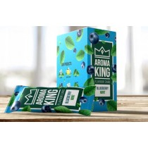 Aroma King Flavour Card - Blueberry Mint - Pack of 25