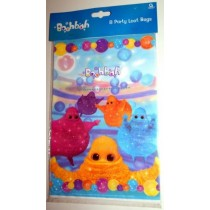 Fimbles/BoohBah Party Loot Bags - Pack of 8 - Designs May Vary