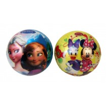 Cartoon Characters Inflatable Ball - 5 inch - Assorted Characters