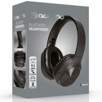 Daewoo Bluetooth Headphones - Black