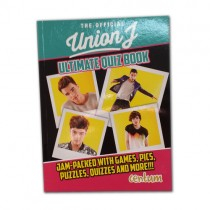 Union J Ultimate Quiz Book