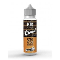 Kik Cloud E Liquid - Cheese Cake - 0Mg - 50Ml