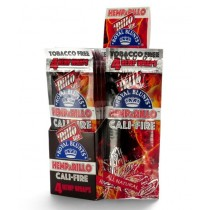 Hemp A Rillo Tobacco Free Royal Blunts - Pack of 15 - Cali-Fire