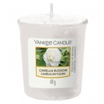 Yankee Candle - Samplers Votive Scented Candle - Camellia Blossom - 50g