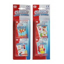 A to Z Gaming Classic Card Games - Designs May Vary - Pack of 2