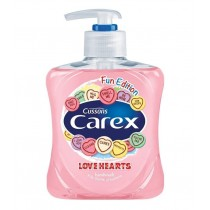 Carex Love Hearts Handwash - Fun Edition - 250ml