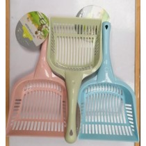Pets That Play Cat Litter Scoop - Colours Vary - 33 x 16cm