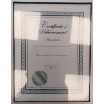 Certificate Document Frame - 28 x 22cm