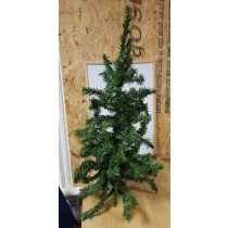 Christmas Tree With Stand - Green - 68Cm