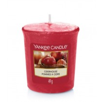 Yankee Candle - Samplers Votive Scented Candle - Cider House - 50g