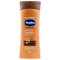 Vaseline Intensive Care Cocoa Radiant Body Lotion - 400ml