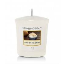 Yankee Candle - Samplers Votive Scented Candle - Coconut Rice Cream - 50g